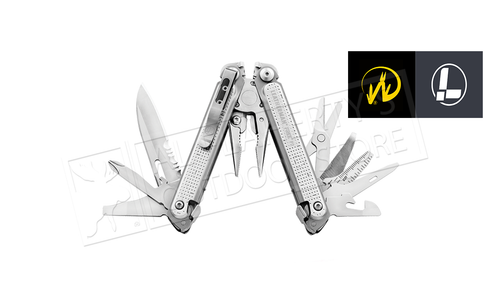 Leatherman Multi Tool Free P2 #832638
