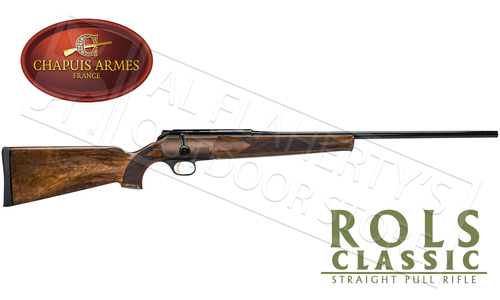 Chapuis Armes Rols Classic Bronze Straight Pull Rifle #1CeoD5000I-S17