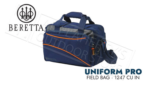 Beretta Uniform Pro Field Bag Evo Blue #BS891T1932054VUNI