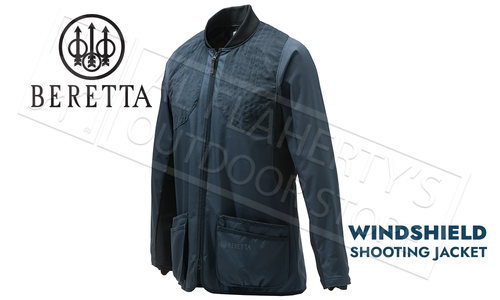 Beretta Windshield Shooting Jacket Navy #GT043T17710530