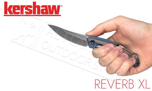 Kershaw Reverb XL Folding Knife #1225