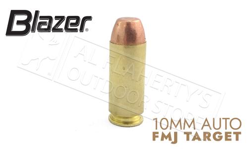 CI Blazer 10mm 180 Grain 50 Rounds #5221