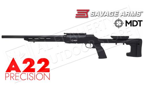 Savage Rimfire Precision Rifle A22 22 LR #47248