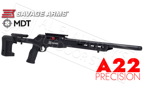 Savage Arms A22 Precision Rimfire Rifle 22LR #47248