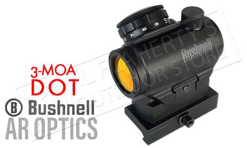 Bushnell Red Dot AR Optics TRS-25 HiRise 1x25mm #AR731306