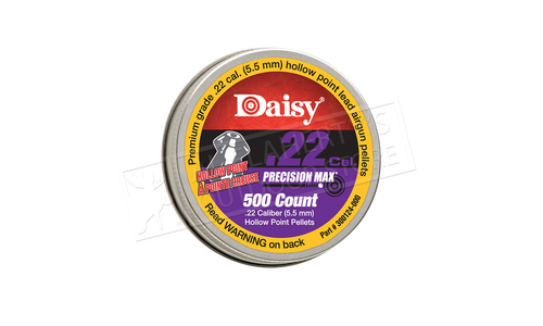 Daisy .22 Hollow Point 500 Count #987785443