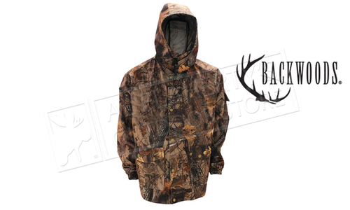 Backwoods Adventure Waterproof Hunt Jacket #1415