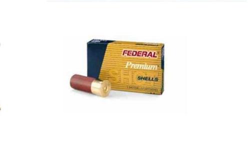 "Federal Premium 12 Gauge 2-3/4"" 00 Buckshot 9 Pellets Box of 5 #P15400"