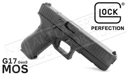 Glock 17 Gen5 MOS Handgun with Glock Night Sights