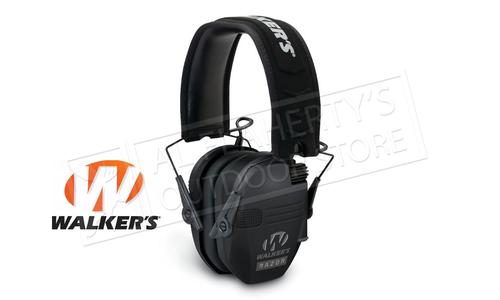 Walker's Razor Slim Electronic Muff Hearing Protector #GWP-RSEM