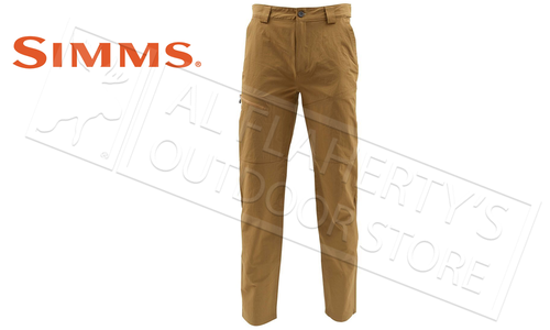 Simms Men's Guide Pant Dark Bronze #12881-208