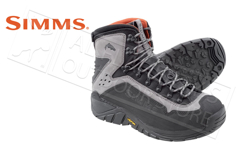 Simms G3 Guide Wading Boot, Steel Grey #12023-016