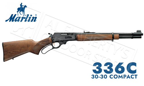 "Marlin Lever Action Rifle 336C Compact 30-30 16.5"" Barrel #70525"