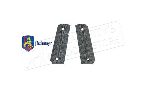 Pachmayr 1911 Grip G10 Tactical Black & Grey #61001