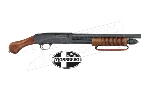 "Mossberg 590 Shockwave Nightstick Pump Action Shotgun 5+1 12 Gauge 14"" Barrel #50651"