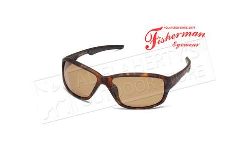 Fisherman Eyewear Avocet Matte Brown Tortoise Frame / (Photochromic) Brown lens #50350202
