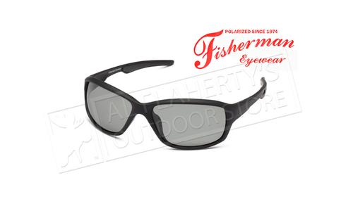 Fisherman Eyewear Avocet Matte Black Frame / (Photocrhomic) Gray lens #50350001