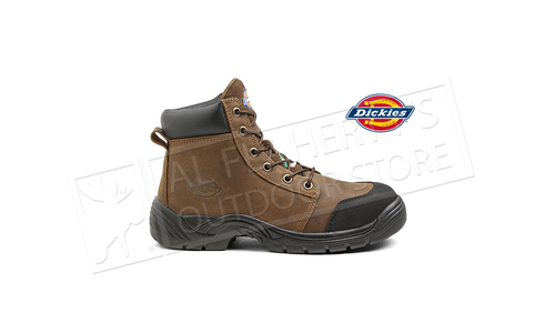 Dickies Men's Wrecker 6 Inch Steel-Toe Work Boot #DK504001DWX