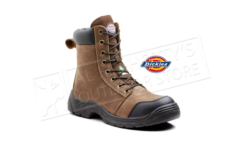 Dickies Men's Wrecker 8 Inch Steel-Toe Work Boot #DK503001DWX