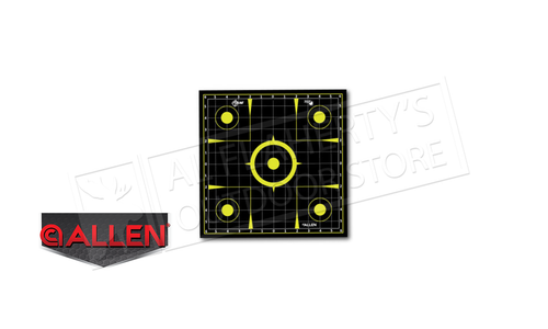 Allen EZ Aim Pull-N-Shoot Splash 12x12 Sighitng Target #15257