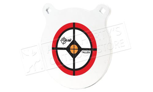 Allen EZ-Aim™ 8-Inch AR500 Steel Gong Target By Allen White #15308