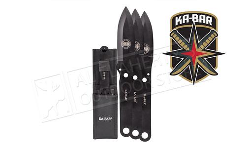 KA-BAR Throwing Knife Set #1121