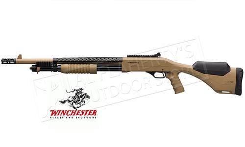 Winchester  SXP Extreme Defender Shotgun FDE #512410395