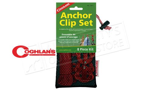 Coghlan's Anchor Clip Set #2071