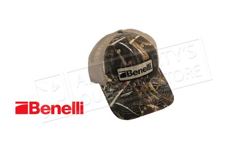 Benelli Truckerl Hat in Realtree Max5 Camo #0855-003