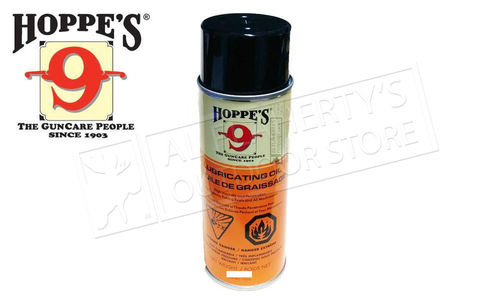 Hoppe's 9 Lubricating Oil Aerosol Can, 115g #1605CN