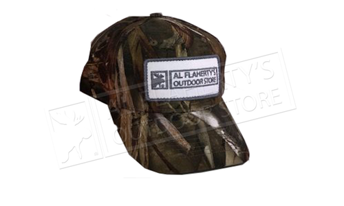 Al Flahety's Cap in True Timber DRT