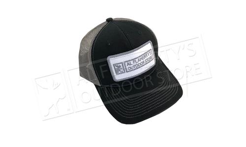 Al Flahety's Black Trucker Cap