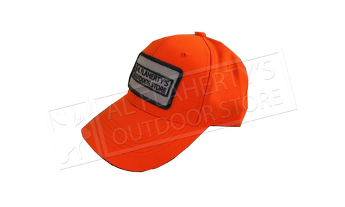 Al Flahety's Cap Blaze Orange