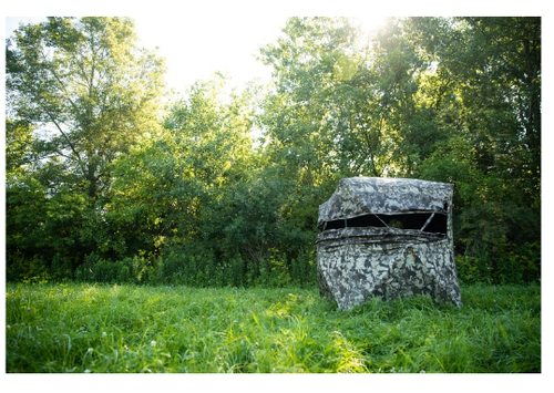 Muddy Infinity 2 Person Ground Blind #MUD-INFBLND2