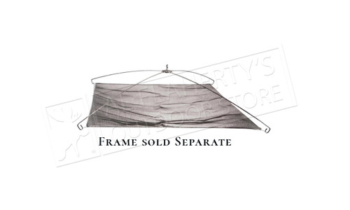 """Umbrella Net 6'X6' with 1/2"""" Knotted Holes #607672"""