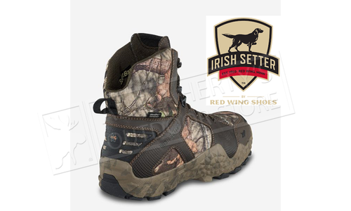 "Irish Setter Vaprtrek 8"" Boots, 1200g Insulation, Waterproof #3817"