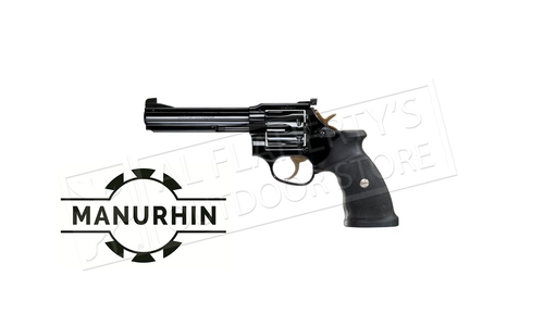 "Manurhin MR73 Sport 5.25"" Barrel .357/38 Special Blued Troush Double Action Revolver #1400025200DA"