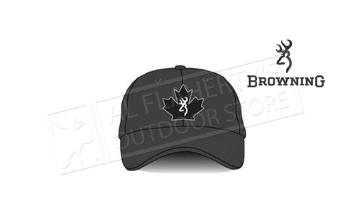 Browning Cap Maple Leaf Charcoal #308846791