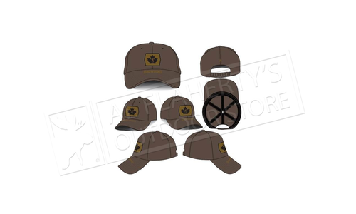 Browning Cap Maple Leaf Patch Brown #308847881