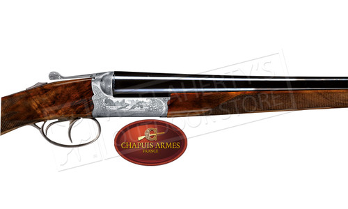 Chapuis Armes UPG Classic Side by Side Shotgun with English Stock