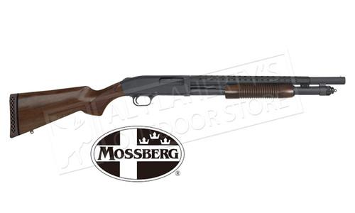 "Mossberg 590 Retrograde Shotgun - 12 Gauge 18.5"" Barrel 7-Shot  #52151"