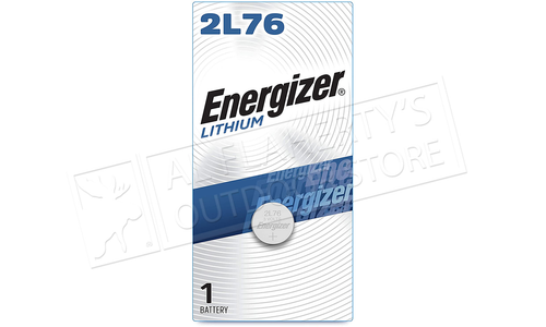 Energizer 2L76BP Electronic Lithium 3V #2L776BP
