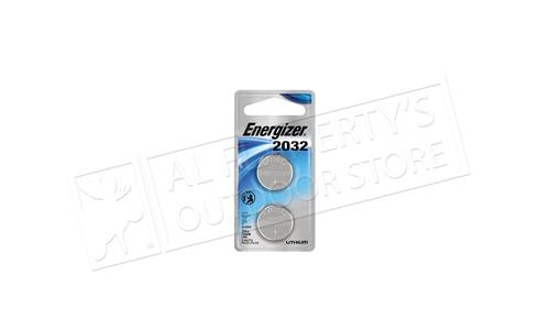 Energizer Lithium 2032 Batteries - Pack of 2 #2032BP-2N
