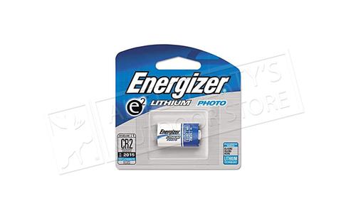 Energizer Lithium CR2 Battery #EL1CR2BP
