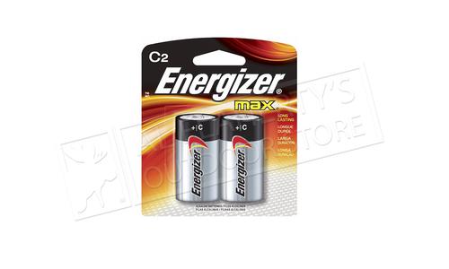 Energizer MAX C Batteries - Pack of 2 #E93BP2