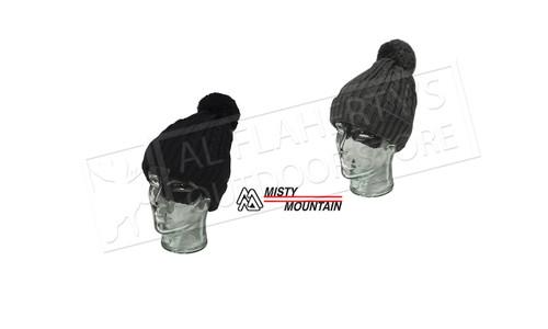 Misty Mountain Fleece Lined Toque #863