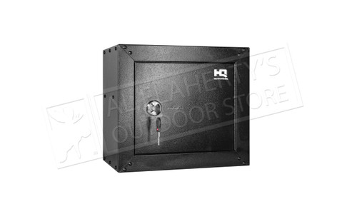 "HQ Outfitters Ammo & Pistol Steel Cabinet, 15""x17""x10"", Key Lock #HQ-GC-AM"