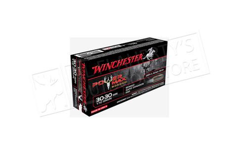Winchester 30-30 WIN Power Max Bonded, 170 Grain Box of 20 #X3030BP