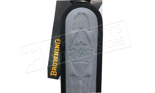 Browning Range Pro Rifle Sling, Grey with Embossed Maple Leaf #122200179