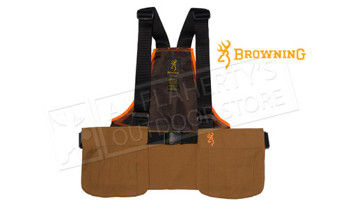 Browning Pheasants Forever Strap Vest One Size #30512032